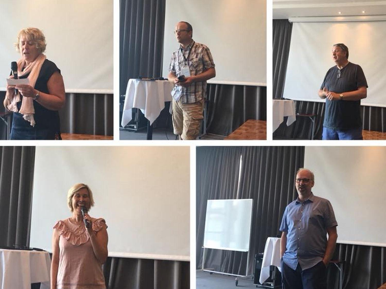 Stiftelsen KRAFT hadde medarbeidersamling på Tjøme fra 29-31.mai.
