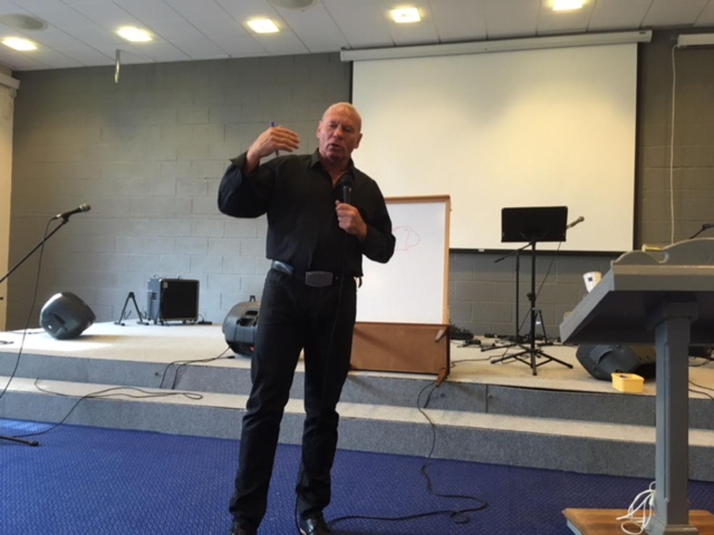 Lederkurs med Det nytter på Storstua 23.-24. august