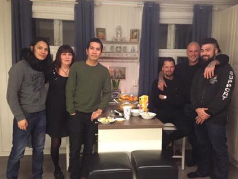 Stiftelsen KRAFT besøkte Elstangen botilbud i Maritastiftelsen 27.november.
